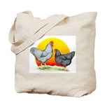 Plymouth Rock Sunrise Tote Bag