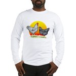 Plymouth Rock Sunrise Long Sleeve T-Shirt