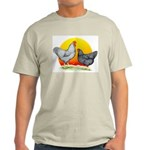 Plymouth Rock Sunrise Light T-Shirt