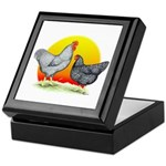 Plymouth Rock Sunrise Keepsake Box