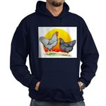 Plymouth Rock Sunrise Hoodie (dark)