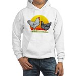 Plymouth Rock Sunrise Hooded Sweatshirt