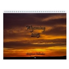 Wyoming Bible Verse Calendar 2014