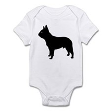 French Bulldog Infant Creeper