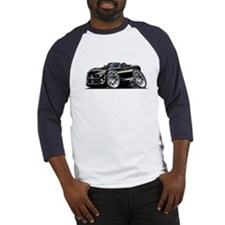 Viper Roadster Black Car Baseball Jersey