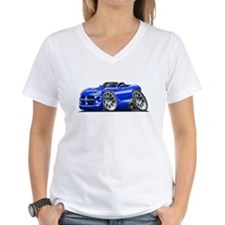 Viper Roadster Blue Car Shirt