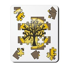 Tree Jigsaw Mousepad