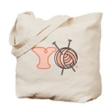 Yo Tote Bag