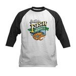 San Pedro Fish Market Kids Baseball Jersey