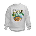 San Pedro Fish Market Kids Sweatshirt