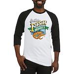 San Pedro Fish Market Baseball Jersey