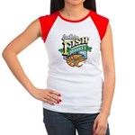 San Pedro Fish Market Women's Cap Sleeve T-Shirt