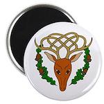 Celtic Stag Magnet