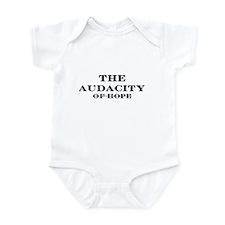 The Audacity Onesie