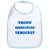 Third Generation Democrat! Bib
