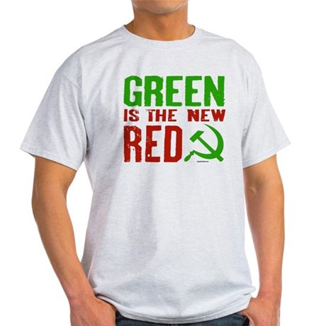 Green is the New Red Light T-Shirt