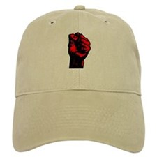 Red Fist Baseball Cap
