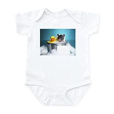 Aimee's rats nest Infant Bodysuit