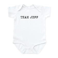 TEAM JEFF Infant Bodysuit
