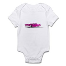 Pink Caddi Infant Bodysuit
