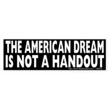The American Dream v2 Sticker (10 pk)