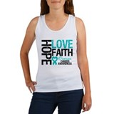 Ovarian Cancer Hope Women's Tank Top