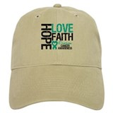 Ovarian Cancer Hope Hat