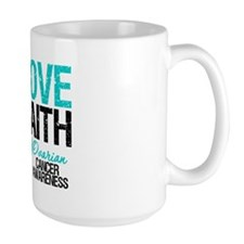 Ovarian Cancer Hope Coffee Mug