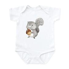 Little Squirrel Infant Bodysuit