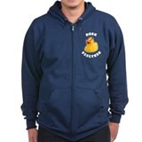 Duck Fialysis Zip Hoody