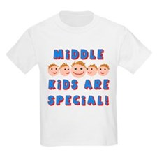 Middle Kids are Special! T-Shirt
