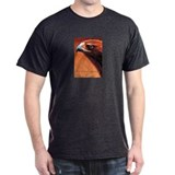 Clifton Outdoor Authentics Eagle Black T-Shirt