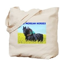Funny Morgan Tote Bag