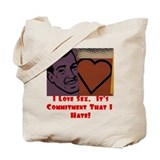 I Love Sex... Tote Bag