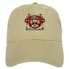 McMillan Coat of Arms Baseball Baseball Cap