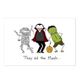 Monster Mash - Postcards (Package of 8)