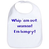 Whip 'em out Bib