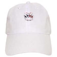 Aces with design Baseball Cap