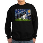 Starry / Border Collie (Z) Sweatshirt (dark)