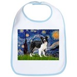 Starry / Border Collie (Z) Bib