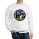 Starry / Border Collie (Z) Sweatshirt