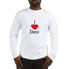Dario Long Sleeve T-Shirt