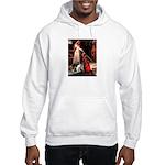 Accolade/Border Collie (Z) Hooded Sweatshirt