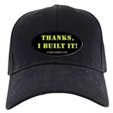 Thanks, I built it Baseball Hat