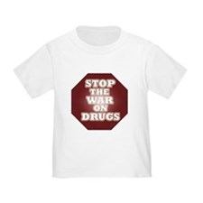 Stop the War on Drugs T