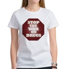 Stop the War on Drugs Tee