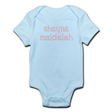 Shayna Maideleh Infant Bodysuit