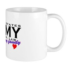 US Army Sister-In-Law Mug