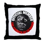 Ed Wood Throw Pillow