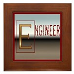 Engineer 2 Framed Tile